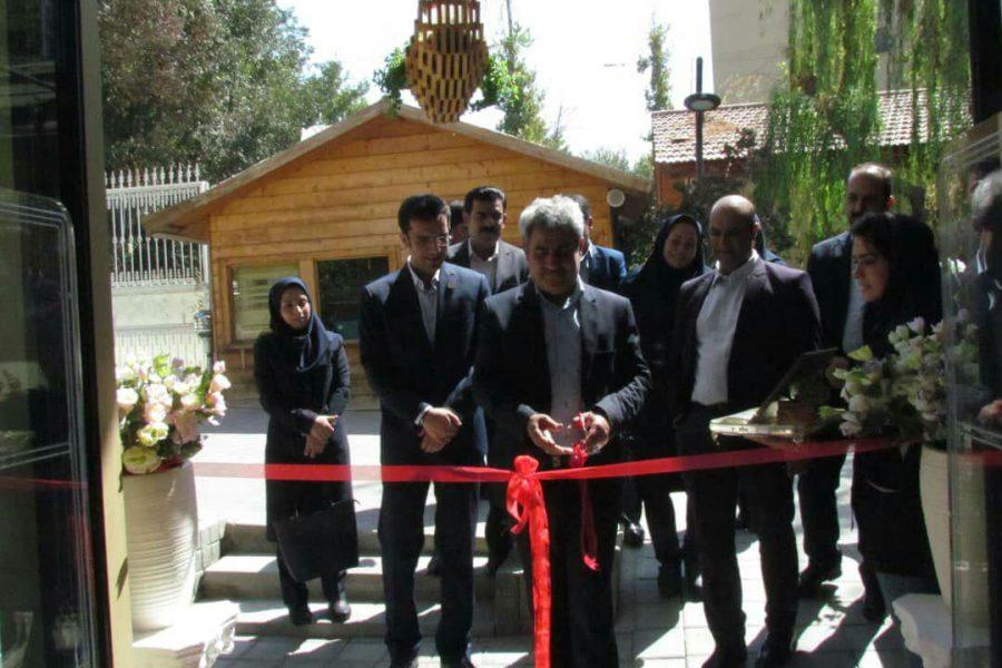 گزارش تصویری افتتاح اولین مرکز مهارت آموزی وتواتمند سازی تخصصی گل وگیاه دراستان اصفهان