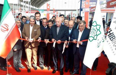 حضور فعال ذوبآهن اصفهان در سومین نمایشگاه بین المللی مواد و صنایع شیمیایی و تجهیزات آزمایشگاهی