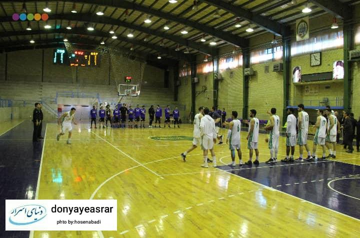 گزارش تصویری شکست دوباره بسکتبالیست های ذوب آهن اصفهان