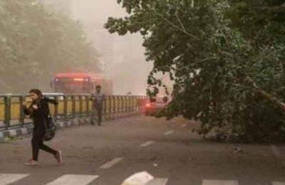 هشدار هواشناسی؛ طوفانهای لحظهای در راه اصفهان
