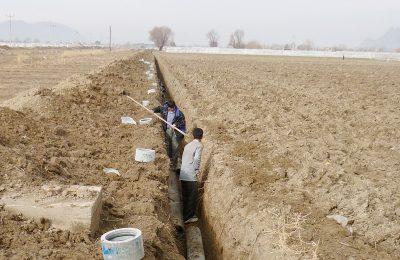 تامین پایدار آب شرب ۹۰ روستای شهرستان سمیرم