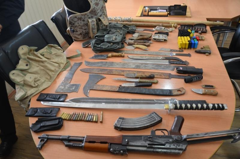 """کشف ۳ قبضه اسلحه غیر مجاز در """"فلاورجان"""""""