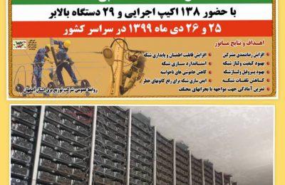 کشف بزرگترین مزرعه رمز ارز غیرمجاز در جنوب استان اصفهان