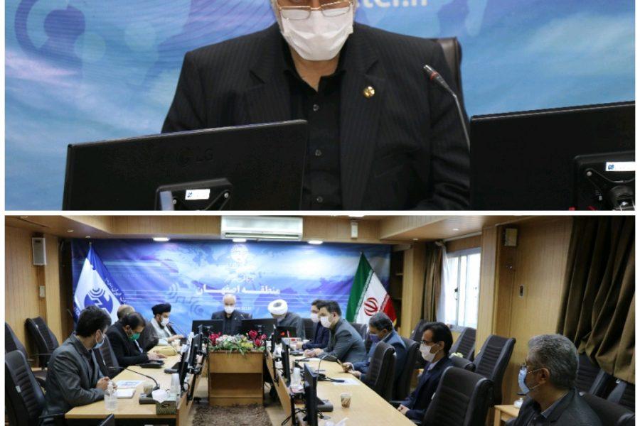 مدیر مخابرات اصفهان بر لزوم حفظ و نشر ارزشهای فرهنگی در این مجموعه تاکید کرد